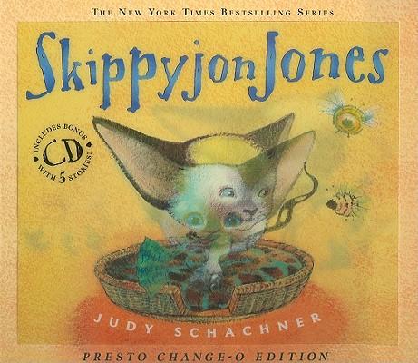Image for Skippyjon Jones Presto-Change-O