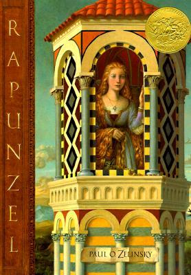 Rapunzel (Caldecott Medal Book), Brothers Grimm