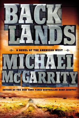 Image for Backlands: A Novel of the American West