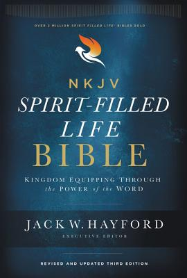 Image for NKJV, Spirit-Filled Life Bible, Third Edition, Hardcover, Red Letter Edition, Comfort Print: Kingdom Equipping Through the Power of the Word