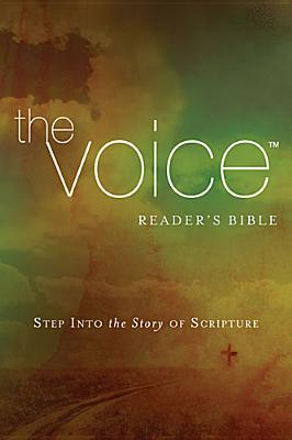 """Image for """"The Voice Readers Bible, Paperback: Step Into the Story of Scripture"""""""