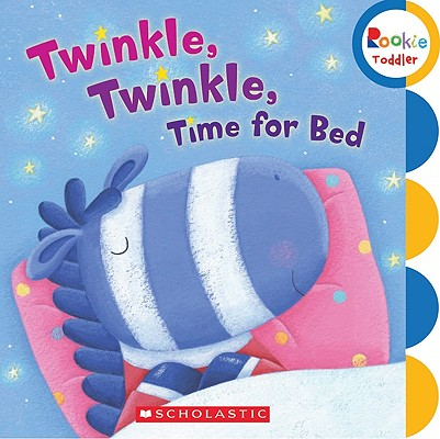 Image for Twinkle, Twinkle Time for Bed (Rookie Toddler)