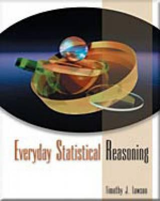 Image for Everyday Statistical Reasoning: Possibilities and Pitfalls (with InfoTrac)