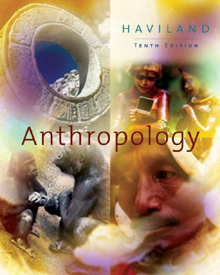 Image for Anthropology (Earthwatch with InfoTrac and CD-ROM)