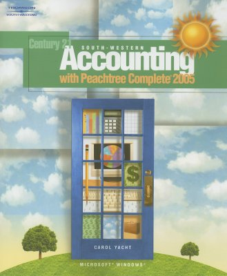 Image for South-Western Accounting with Peachtree Complete 2005