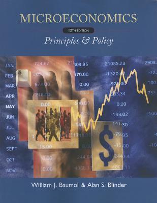 Microeconomics: Principles and Policy, Baumol, William J.; Blinder, Alan S.