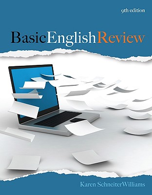 Basic English Review (Business Communications) 9th Edition, Karen Schneiter Williams  (Author)