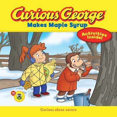 "Curious George Makes Maple Syrup  (CGTV 8x8), ""Rey, H. A."""