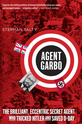 Agent Garbo, Stephan Talty