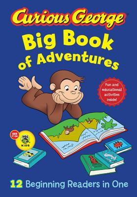"""Curious George Big Book of Adventures (CGTV), """"Rey, H. A."""""""