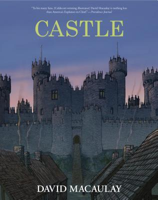 Image for Castle: Revised and in Full Color