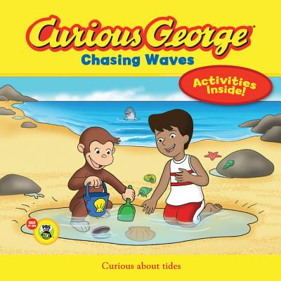 Image for Curious George Charing Waves