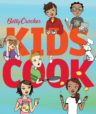 Image for Betty Crocker Kids Cook!