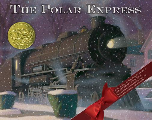 Polar Express 30th Anniversary Edition, Chris Van Allsburg