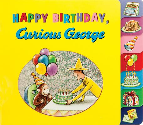 Happy Birthday, Curious George, Rey, H. A.