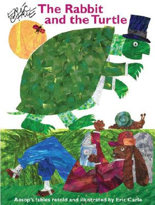 Image for Rabbit and the Turtle, The: Aesop's Fables Retold