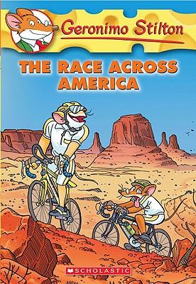 The Race Across America (Geronimo Stilton, No. 37), Geronimo Stilton