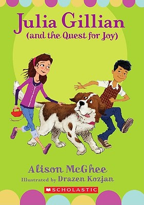 Image for Julia Gillian (And the Quest for Joy)