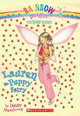 Image for Lauren The Puppy Fairy (Pet Fairies #4)