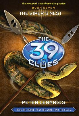 Image for The Viper's Nest (The 39 Clues, Book 7) - Library Edition