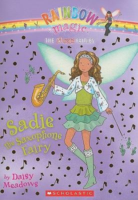 Image for Sadie The Saxophone Fairy
