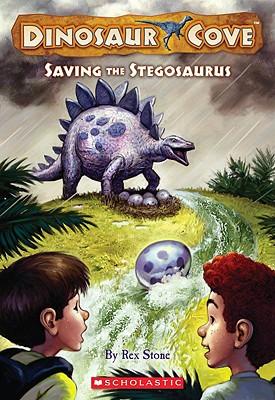 Image for Saving the Stegosaurus (Dinosaur Cove)