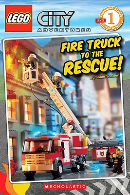Image for Fire Truck To The Rescue  (Lego)