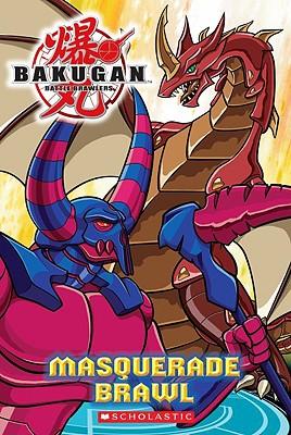 Image for Masquerade Brawl (Bakugan Storybook 2)