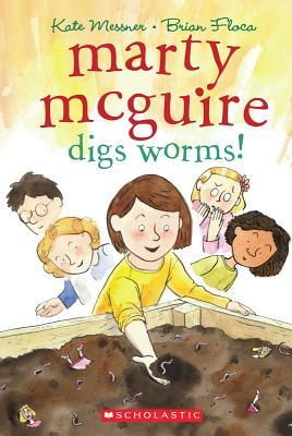 Image for Marty McGuire Digs Worms!