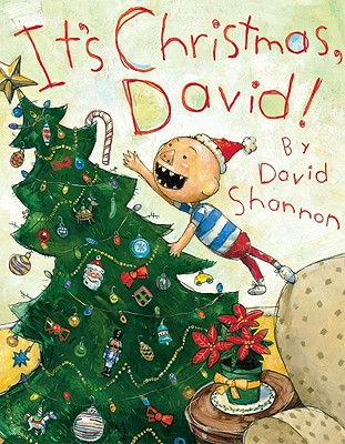 Image for It's Christmas, David!