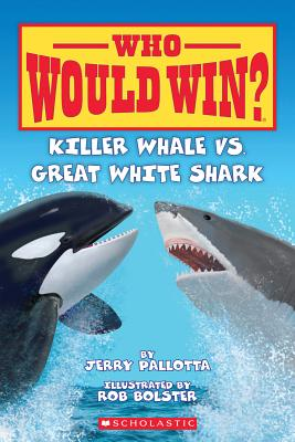 Image for Killer Whale Vs. Great White Shark (Who Would Win?)