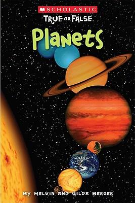 Image for Scholastic True or False: Planets