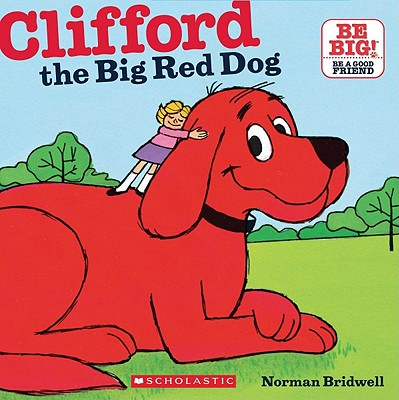 Image for CLIFFORD, THE BIG RED DOG