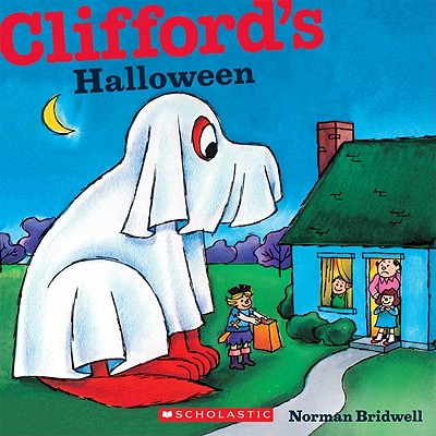 CLIFFORD'S HALLOWEEN, Bridwell, Norman