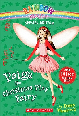 Image for Paige The Christmas Play Fairy (Rainbow Magic)