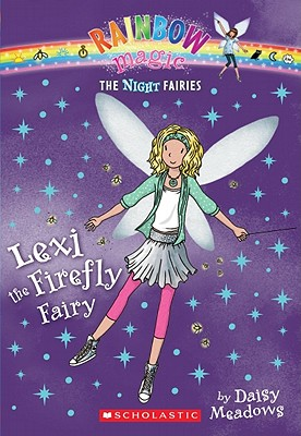 Image for Lexi the Firefly Fairy (Night Fairies)
