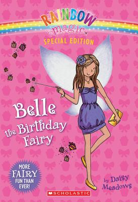 Image for Rainbow Magic: Belle the Birthday Fairy