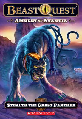 Image for Amulet of Avantia: Stealth the Ghost Panther (Beast Quest)