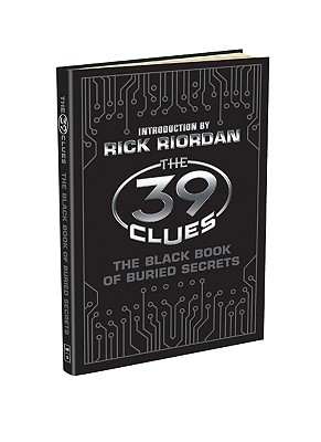 Image for The 39 Clues: The Black Book of Buried Secrets