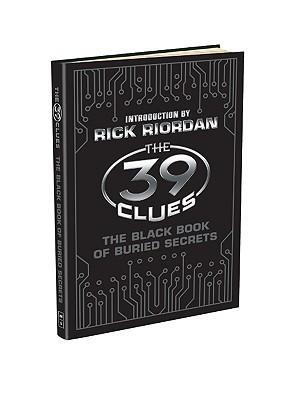 The Black Book Of Buried Secrets (39 Clues), Rick Riordan