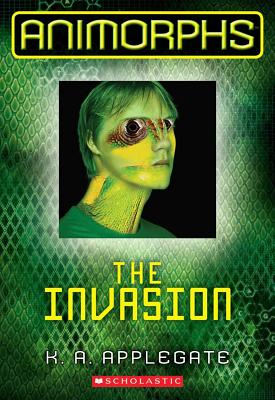 Image for INVASION, THE ANIMORPHS #001