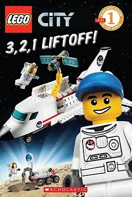 Image for LEGO City: 3, 2, 1, Liftoff! (Level 1)