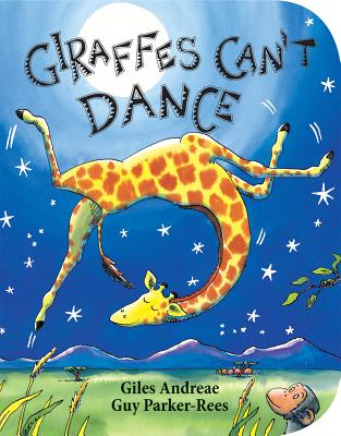 GIRAFFES CAN'T DANCE, Andreae, Giles