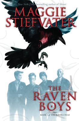 RAVEN BOYS (RAVEN CYCLE, NO 1), STIEFVATER, MAGGIE