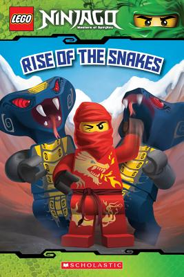 Image for Rise of the Snakes (LEGO Ninjago: Reader)