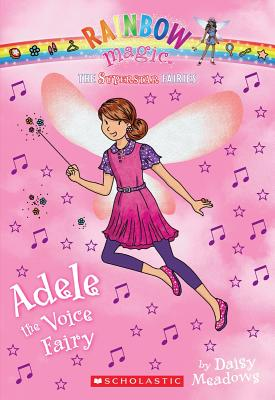 Image for Superstar Fairies #2: Adele the Voice Fairy: A Rainbow Magic Book