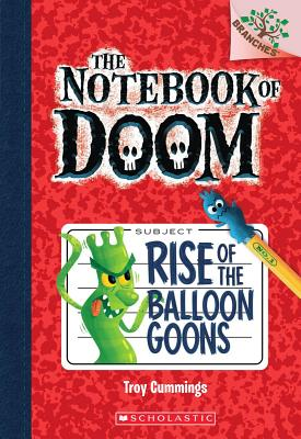 Image for Rise of the Balloon Goons: A Branches Book (The Notebook of Doom #1) (1)