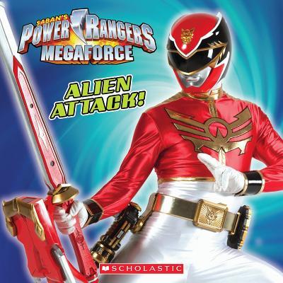 Power Rangers Megaforce: Alien Attack!, Inc Scholastic, Ace Landers
