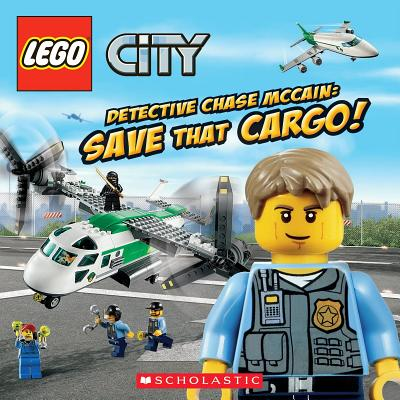 Image for LEGO City: Detective Chase McCain: Save That Cargo!