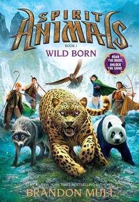 Spirit Animals: Book 1: Wild Born, Mull, Brandon